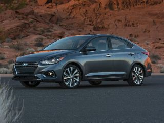 Hyundai Accent Limited Edition 2018
