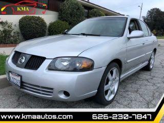 2006 Nissan Sentra Se R Spec V >> Used 2006 Nissan Sentra Se R Spec V In Gardena California