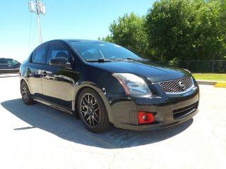 Nissan Sentra SR 2011
