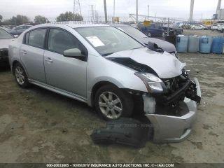 Nissan Sentra S 2012