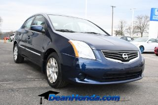 Used 2012 Nissan Sentra S in Pittsburgh, Pennsylvania