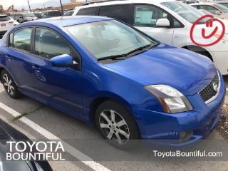 Used 2012 Nissan Sentra SR in Bountiful, Utah