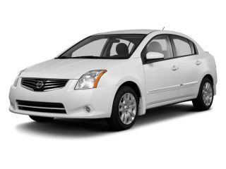 Used 2012 Nissan Sentra S in Odessa, Texas