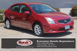 Used 2012 Nissan Sentra SL in Chattanooga, Tennessee