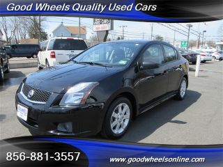 Used 2012 Nissan Sentra S in Glassboro, New Jersey