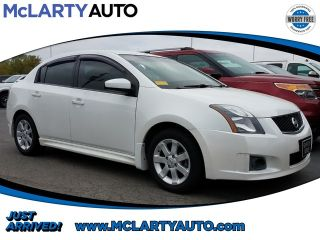Used 2012 Nissan Sentra in North Little Rock, Arkansas