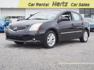 Used 2012 Nissan Sentra SL in Philadelphia, Pennsylvania