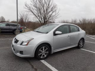Used 2012 Nissan Sentra S in Hagerstown, Maryland