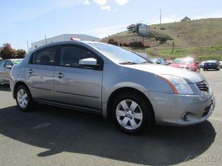 Used 2012 Nissan Sentra in Lakeport, California