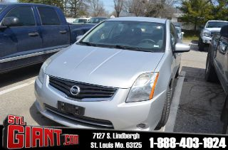Used 2012 Nissan Sentra S in Saint Louis, Missouri
