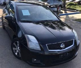 Used 2012 Nissan Sentra in Austin, Texas