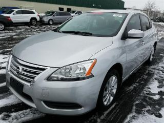 Used 2013 Nissan Sentra SR in Elmhurst, New York