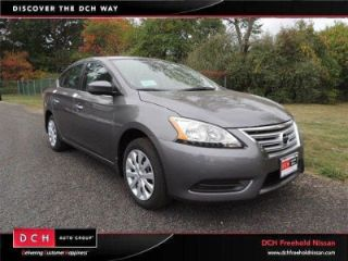Used 2015 Nissan Sentra SV in Freehold, New Jersey