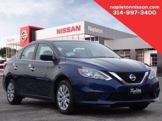 Nissan Sentra S 2018