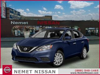 Used 2018 Nissan Sentra S in Jamaica, New York
