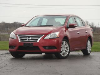 Used 2013 Nissan Sentra SL in Alton, Illinois