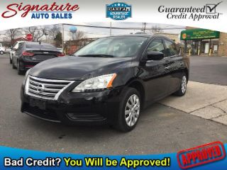 Used 2014 Nissan Sentra SV in Franklin Square, New York