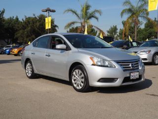 Used 2015 Nissan Sentra SV in Norwalk, California