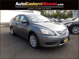 Used 2015 Nissan Sentra S in Paramus, New Jersey