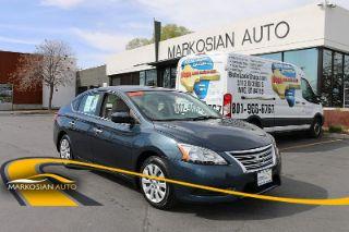 Used 2013 Nissan Sentra S in Taylorsville, Utah