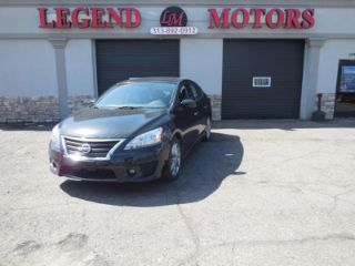 Used 2013 Nissan Sentra in Detroit, Michigan