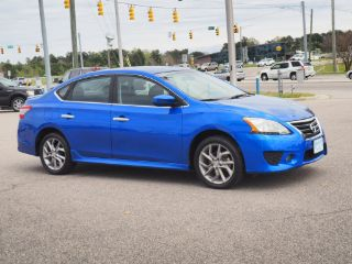 Used 2013 Nissan Sentra SV in Sanford, North Carolina