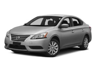 Used 2015 Nissan Sentra S in Chicago, Illinois