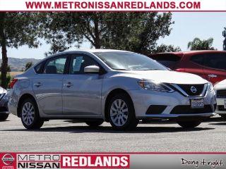 Used 2017 Nissan Sentra SV in Redlands, California