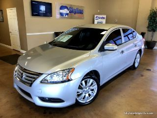 Used 2013 Nissan Sentra S in Baton Rouge, Louisiana