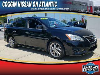 Used 2013 Nissan Sentra SR in Jacksonville, Florida