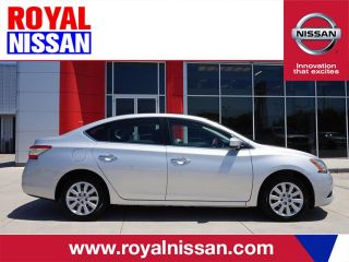 Used 2013 Nissan Sentra SV in Baton Rouge, Louisiana