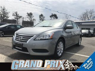 Used 2013 Nissan Sentra in Hicksville, New York
