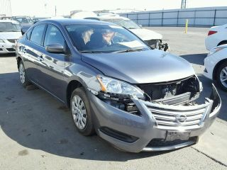 Used 2015 Nissan Sentra S in Fresno, California