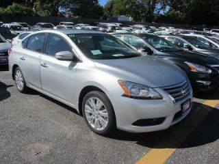 Used 2015 Nissan Sentra SL in Neptune, New Jersey