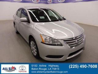 Used 2015 Nissan Sentra SV in Baton Rouge, Louisiana