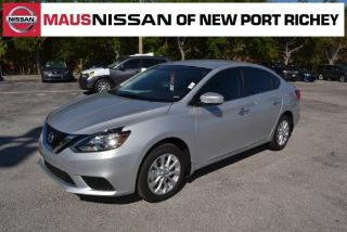 Used 2018 Nissan Sentra SV in New Port Richey, Florida