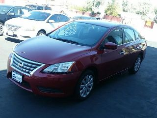 Used 2014 Nissan Sentra in Barstow, California