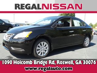 Used 2015 Nissan Sentra S in Roswell, Georgia