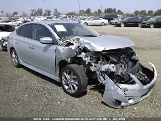 Used 2013 Nissan Sentra S in Los Angeles, California