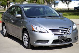 Used 2013 Nissan Sentra S in Denton, Texas