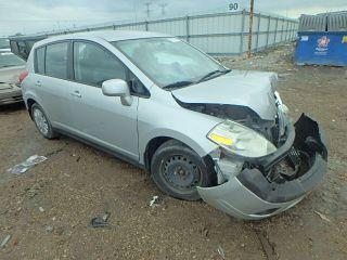 Used 2009 Nissan Versa S in Elgin, Illinois