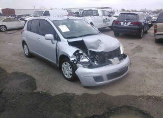 Used 2009 Nissan Versa S in Wilmer, Texas