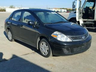 Used 2010 Nissan Versa S in Sacramento, California