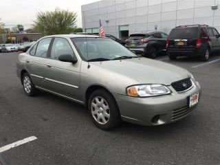 Used 2002 Nissan Sentra GXE in Bergenfield, New Jersey