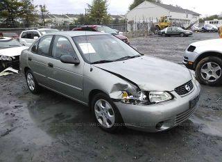 Nissan Sentra XE 2003