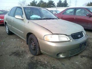 Nissan Sentra XE 2002