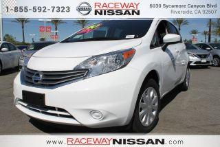 Used 2016 Nissan Versa Note S Plus in Riverside, California