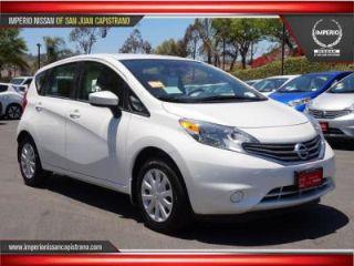 Used 2016 Nissan Versa Note SV in San Juan Capistrano, California