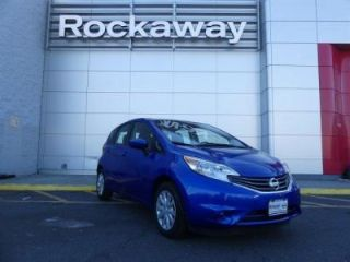 Nissan Versa Note S Plus 2016