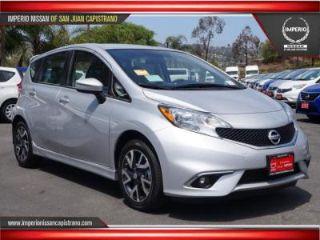 Used 2016 Nissan Versa Note SR in San Juan Capistrano, California